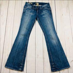 🇺🇸William Rast Savoy Regular Rise Flare Jeans 27
